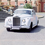 ROLLS-ROYCE SILVER CLOUD, 1957 г.в.